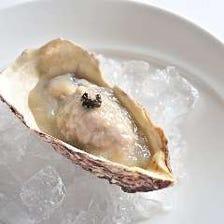 スペシャリテ牡蠣のポッシェ