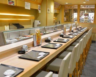 寿司茶屋 桃太郎 上野店 店内の画像