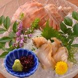 築地からプロの目利きで仕入れる新鮮魚介◎季節の旬味をどうぞ♪