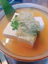 あっかた出汁豆腐
