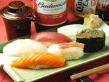 お寿司 Bセット