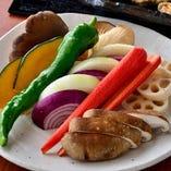焼野菜セット