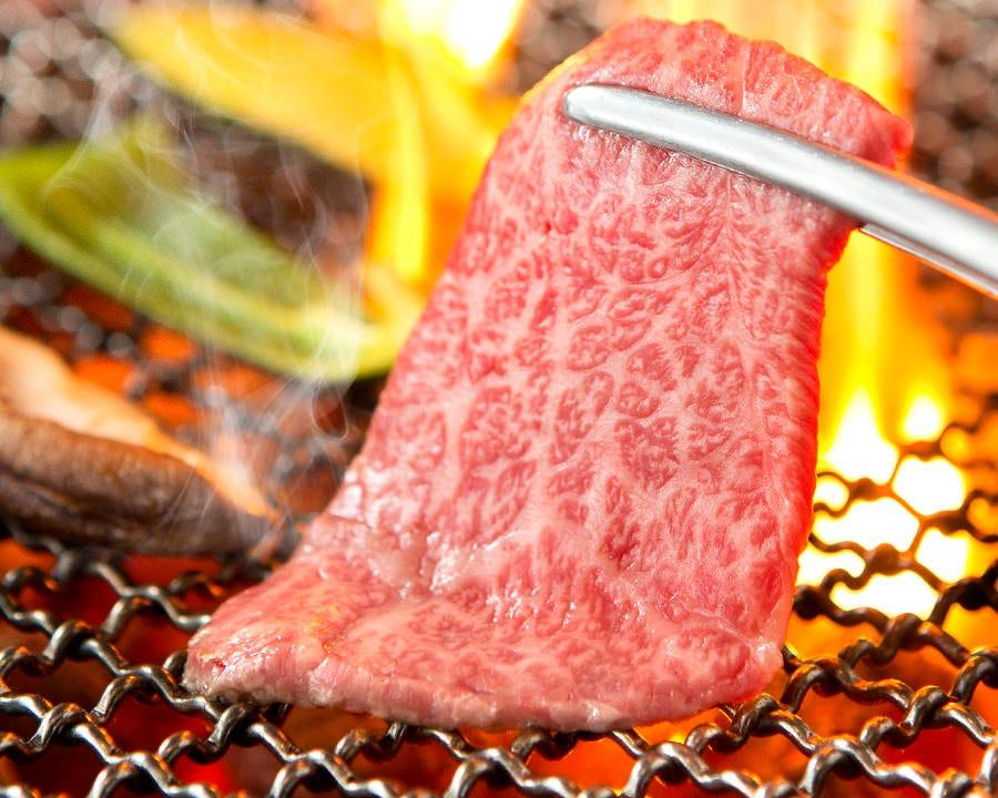 旨味を凝縮!!肉本来の味を堪能