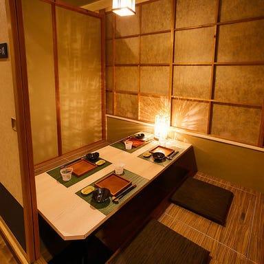 完全個室居酒屋 九州蔵 上野駅前店  店内の画像