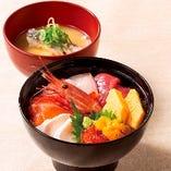 七種の贅沢【海鮮丼】