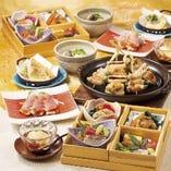■季節の宴会コース■料理2728円(税込3000円)からご用意!