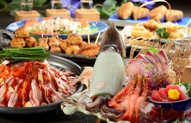 海鮮ろばた 船栄 柏崎店 コースの画像