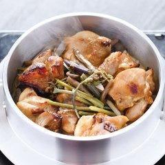 《5月限定》広島県産鶏と山菜