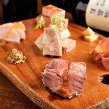 【おすすめ!】お肉の5種盛り
