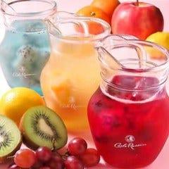 単品でのご注文OKの飲み放題は約50種類のお酒を楽しめます!