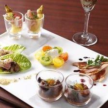 【月替わりランチブッフェ】瀬戸内や旬野菜や天然酵母パン等こだわり神戸素材のランチブッフェ