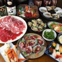 北海道丸ごと食べ放題 ふでむら 函館五稜郭店 こだわりの画像
