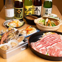 北海道丸ごと食べ放題 ふでむら 函館五稜郭店