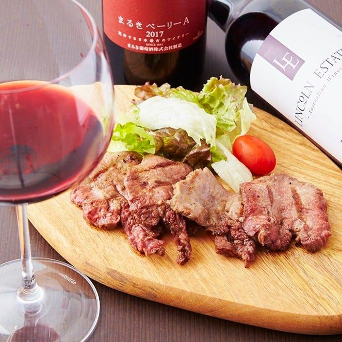 ワインに良く合う自慢のビストロ料理