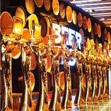 6種の生ビール