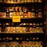 日本酒や焼酎など、お酒の種類が豊富です♪