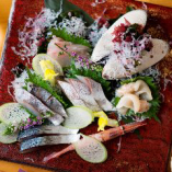 【金沢港鮮魚】 厳しい目利きで選ぶ鮮魚は、旬を重視しました