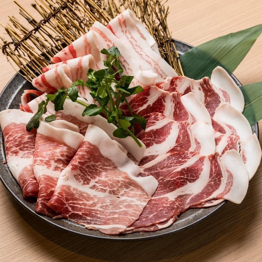 【猪×豚】和歌山『イブ美豚』専門店