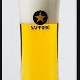 サッポロ生ビール黒ラベル〈樽生〉