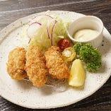 おつまみ牡蠣フライ