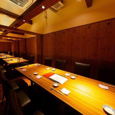 和食・鮮魚 個室居酒屋 輪だち 難波・心斎橋店  店内の画像