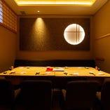 《小規模向け宴会個室》接待やご宴会、合コンにも利用可能なプライベート空間