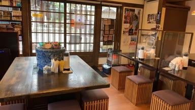 光海珈琲  店内の画像