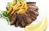 US産牛ハラミのステーキ