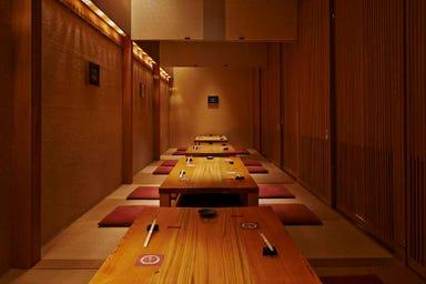寿司懐石 はせ川 心斎橋店 店内の画像