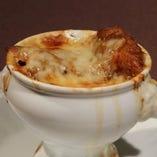 オニオングラタンスープ グランデサイズ