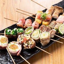 【ランチ限定◆お料理のみ】少人数でサクッと楽しむ♪ランチ歓送迎会コース