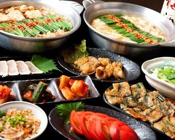 もつ鍋と創作料理 ゆまる 千日前本店