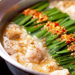 もつ鍋(白味噌/醤油)