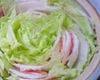 びーふん豚肉ロール白菜鍋