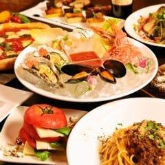 夜景×個室イタリアン グラッツェ grazie 札幌駅JR55店 コースの画像