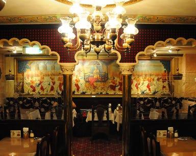インドレストランモティ 六本木店 店内の画像