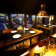 雰囲気たっぷりの内装で滋賀県でも屈指のお洒落レストラン♪