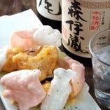プリッとサクッと海老マヨ炒め【日本】