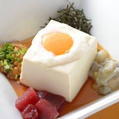 自家製ごっつ豆腐