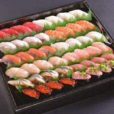 ◆粋鮨のお持ち帰り寿司メニュー