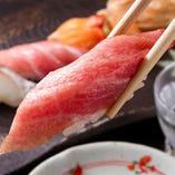 銀座で極上の江戸前寿司をご堪能ください
