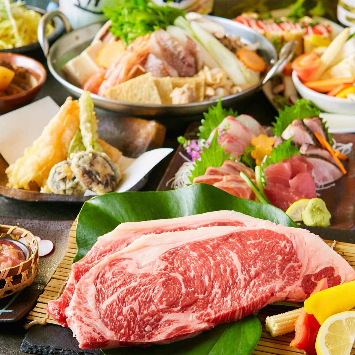 ★ご宴会コースは3500円~各種用意★