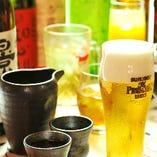 【飲み放題】種類豊富な飲み放題!カクテルや焼酎も!【熊本県】