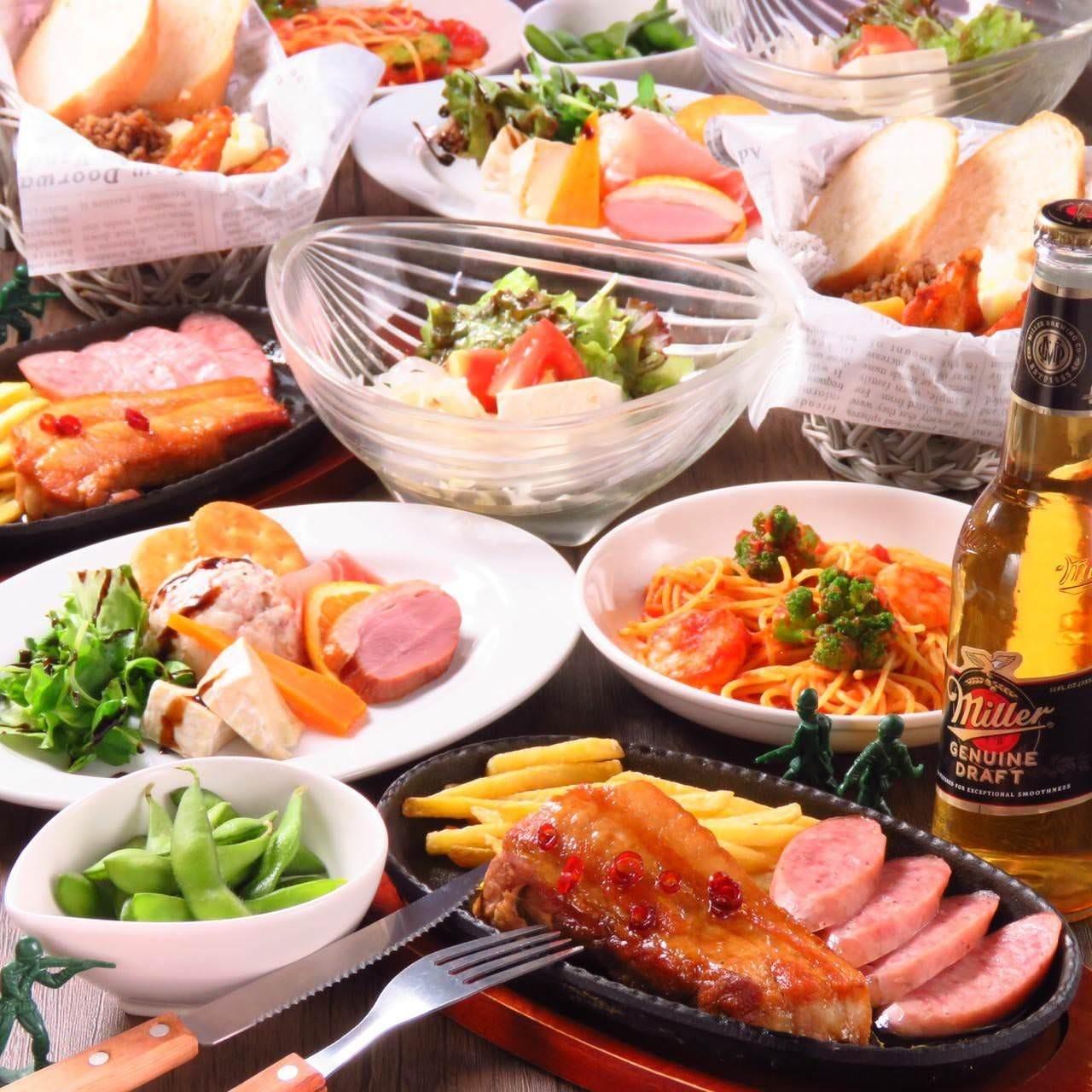 創作豚肉ダイニング sakura