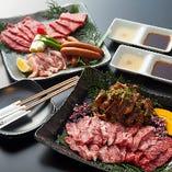 お得なお肉セットはボリューム◎から極上盛りまで揃えています!