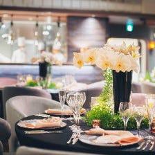■優雅な空間でお食事を愉しんで…