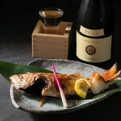 寿司 別邸 なかご 心斎橋 ‐BETTEI NAKAGO‐