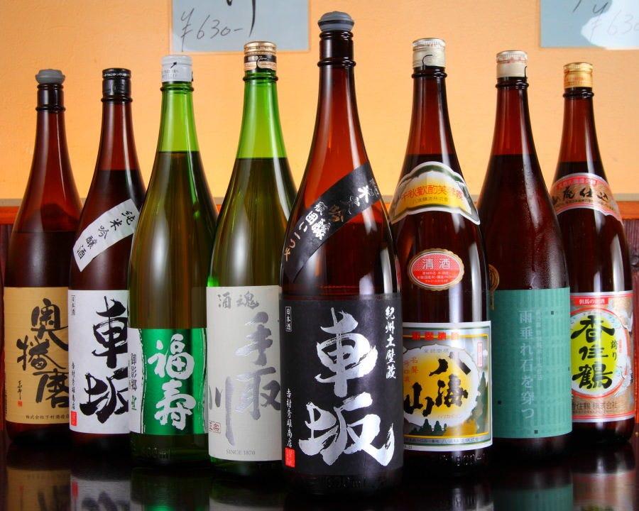 【厳選地酒】焼鳥に合うものを!!