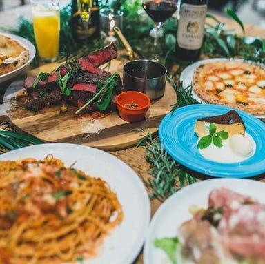 薪窯イタリアンレストラン it.oven  コースの画像