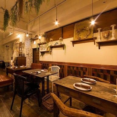 ワイン食堂ビオワルン 千早店 店内の画像